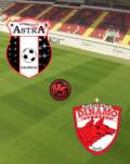FC Astra Giurgiu - Dinamo 1948 Bucuresti Etapa 26