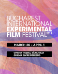 BIEFF 2018 – Festival Pass Festivalul International de Film Experimental Bucuresti BIEFF