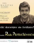 Cărțile care ne-au făcut oameni, cu Dan C. Mihăilescu și Radu Paraschivescu miercuri, 21 februarie, ora 19, la Librăria Humanitas de la Cișmigiu