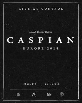 Caspian Live Opening act: Ștefan Panea [Environments]