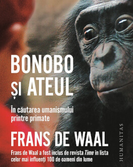 Întâlnire cu etologii Frans de Waal și Carmen Strungaru. Ce aflăm despre empatie și moralitate studiind alte primate
