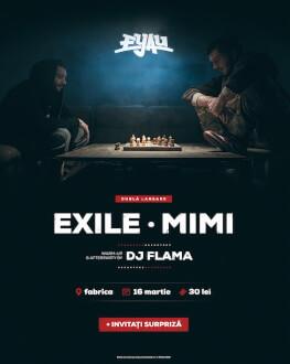 """Dublă lansare Exile și Mimi """"Filme Online Subtitrate Gratis 2018"""" / """"Scurtpe2"""""""