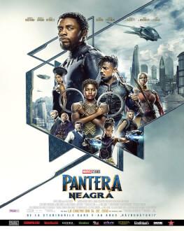 Black Panther / Pantera neagră Premieră