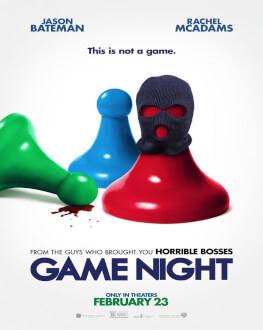 Game Night / Jocul de-a detectivii Avanpremieră