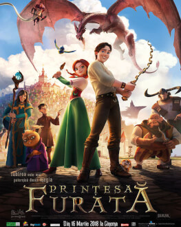 Vykradena Pryntesa / Prințesa Furată