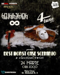 Htethemeth & 4Tune Quartet Best Worst Case Scenario - A Classical Twist