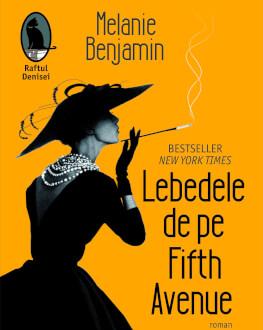 """Truman Capote și muzele sale –0 plimbare ficțională prin înalta societate newyorkeză a anilor '50-'60 Lansare de carte: """"Lebedele de pe Fifth Avenue"""" de Melanie Benjamin"""