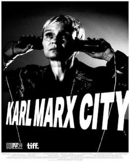 Karl Marx City One World Romania 2018