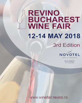 ReVino Bucharest Wine Fair 2018 Third Edition