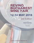 ReVino Bucharest Wine Fair 2018 3rd edition