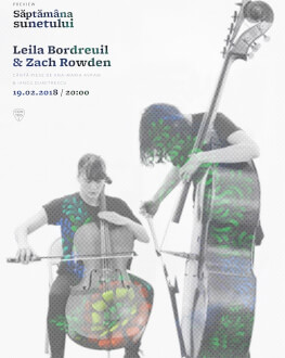 Săptămâna Sunetului preview: Bordreuil/Rowden ♫ Avram/Dumitrescu Săptămâna Sunetului preview: