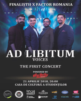 Ad Libitum Voices - The First Concert