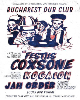 Bucharest Dub Club