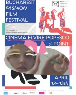 Festival Pass Bucharest Fashion Film Festival 2018