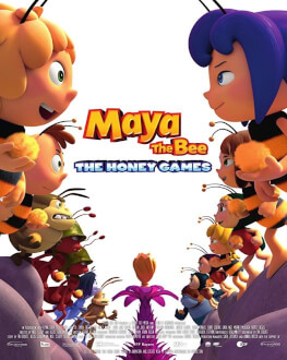 Albinuţa Maya 2 / Maya the Bee: The Honey Games Avanpremieră