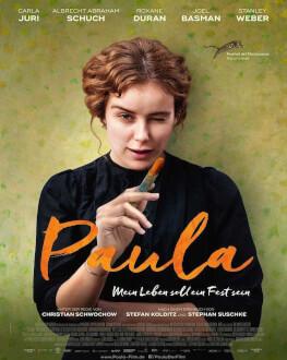 Paula Tomorrow, 19 April 2018 Cinema Europa, București