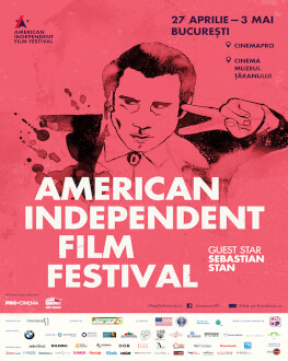 Eveniment special / Special event I, Tonya: Screening + Open Talk cu Sebastian Stan @ American Independent Film Festival Saturday, 28 April 2018 Cinema PRO, București