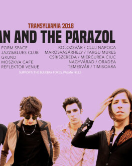 Ivan and The Parazol + Palma Hills + Bluebay Foxes Live