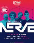Jojo Mayer/Nerve la Jazz in the Park Club Sessions
