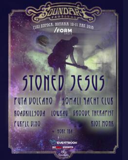 Soundart Festival Cluj Napoca Stoned Jesus / Puta Volcano / Somali Yacht Club / Lowbau / Groove Therapist / Purple Dino and more