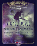 Soundart Festival Cluj Napoca Stoned Jesus / Puta Volcano / Somali Yacht Club / Lowbau / Groove Therapist / Purple Dino and more