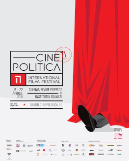 Un pas in urma serafimilor Saturday, 21 April 2018 Cinema Elvire Popesco, București