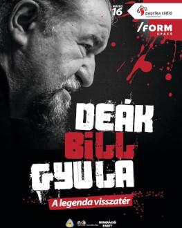 Deák Bill Gyula Concert
