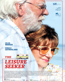 The Leisure Seeker DaKINO 2018
