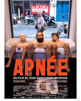 Apnée / Apnee Saturday, 28 April 2018 Cinema Elvire Popesco, București