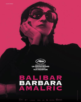 Barbara / Barbara Thursday, 26 April 2018 Cinema Elvire Popesco, București
