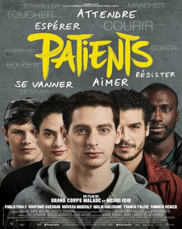 Patients / Pacienții Festivalul Filmului Francez 2018 - Competiție