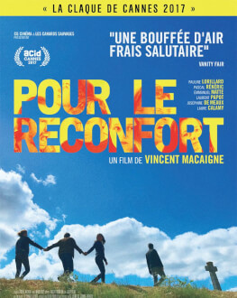 Pour le réconfort / Confort și consolare Sunday, 29 April 2018 Cinema Elvire Popesco, București