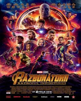Avengers: Infinity War / Răzbunătorii: Războiul Infinitului Avanpremieră