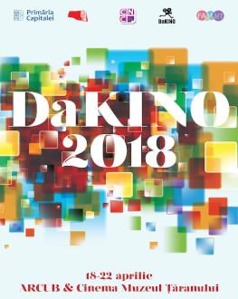 Proiecție filme câștigătoare DaKINO 2018