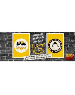 Impro Battle - Urban Impro vs. Darla Screams