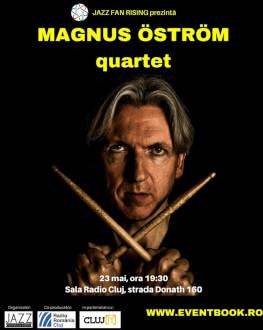 Magnus Öström Quartet la Cluj un concert Jazz Fan Rising