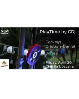 PlayTime Music in Cluj by CDj