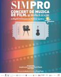 SIMPRO - Concert de muzică de film. Și improvizație. cu Bogdan Bob Rădulescu, Vladimir Agachi și Young Famous Orchestra