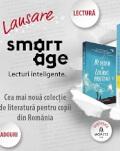 Lansare Smart Age. Lecturi inteligente. duminică, 29 aprilie, ora 11.00, la Librăria Humanitas de la Cișmigiu