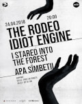The Rodeo Idiot Engine / I Stared Into The Forest / Apa Sîmbetii