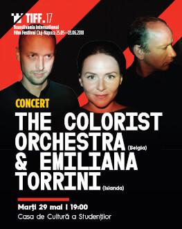 Concert: The Colorist Orchestra & Emiliana Torrini TIFF.17