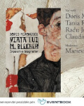 """Tania Radu, Radu Jude, Claudiu Komartin și Doris Mironescu despre """"Viața lui M. Blecher. Împotriva biografiei"""" Lansare de carte și sesiune de autografe:  sâmbătă, 28 aprilie, ora 17.00, la Librăria Humanitas de la Cișmigiu"""