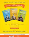 """Lansarea seriei """"Istoria povestită copiilor"""", de Simona Antonescu, cu ilustrații de Alexia Udriște Editura Nemi de carte pentru copii"""