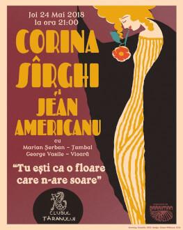 Corina Sîrghi și Jean Americanu - concert cu taraf