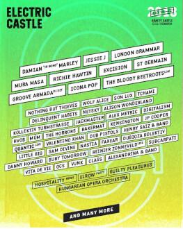 Electric Castle Festival 2018