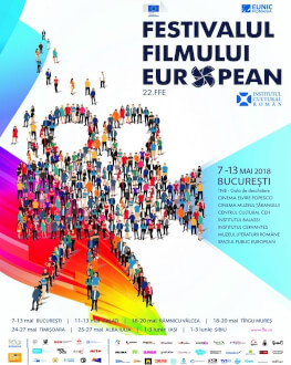 Va veni o zi Saturday, 12 May 2018 Cinema Elvire Popesco, București