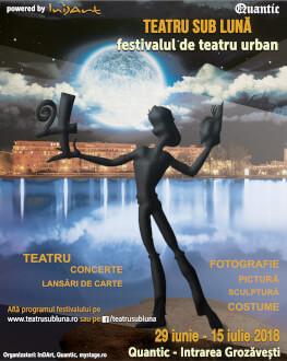 Festivalul Teatru sub Lună, ed. a 4-a