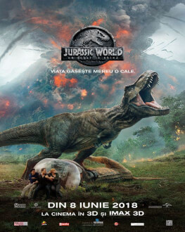 Jurassic World: Fallen Kingdom / Jurassic World: Un regat în ruină