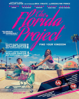 The Florida Project Avanpremieră