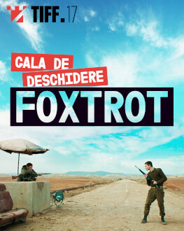 Opening Gala TIFF.17 Foxtrot - Screening in the presence of director Samuel Maoz and team